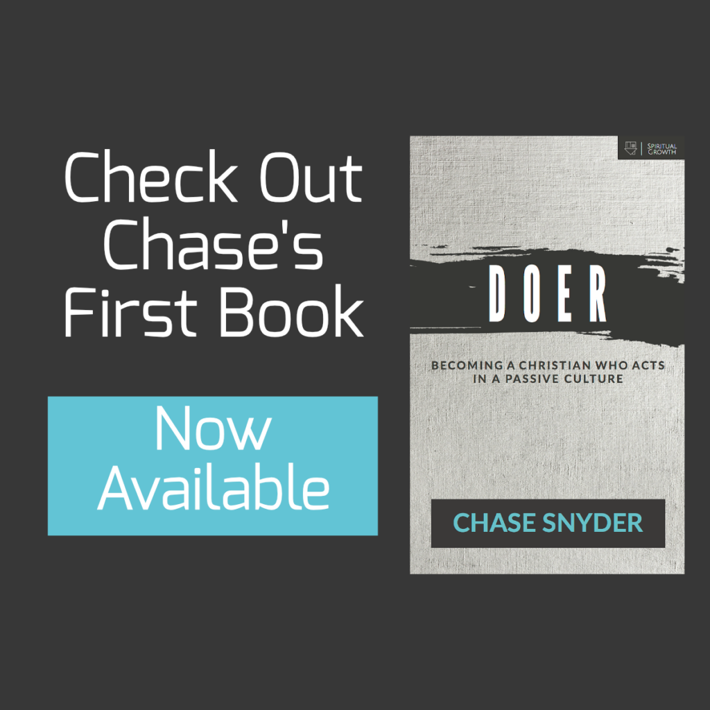 Doer Book Amazon Link | Ministry Bubble